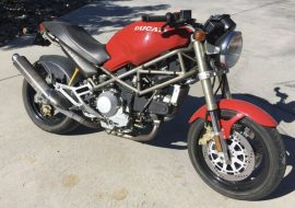 Featured Listing – Early Production 1994 M900 Monster