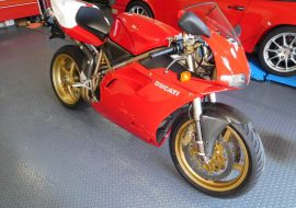 Featured Listing – 1998 Ducati 916 SPS #830