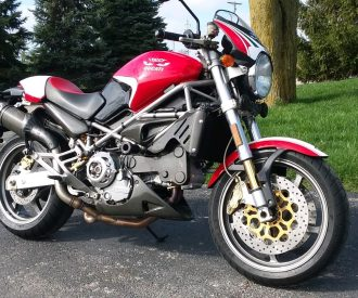 Featured Listing: 2002 Ducati Monster S4 Fogarty