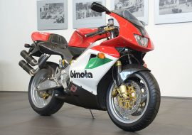 Featured Listing: Zero-mile 1997 Bimota VDue time capsule