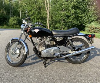 Featured Listing: 1971 Norton Dunstall 810 Sleeper