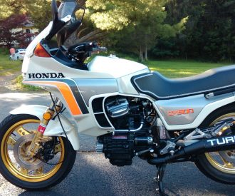 Featured Listing: 1982 Honda CX500 Turbo!