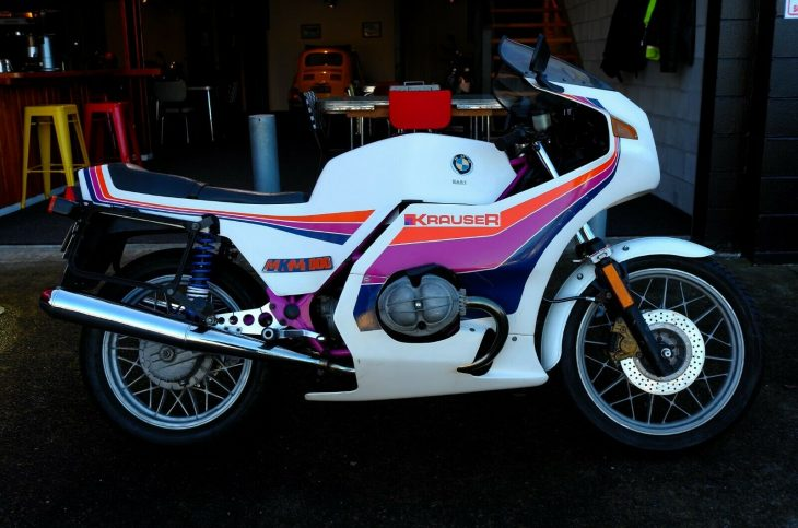 About Time: 1982 Krauser-BMW  MKM1000