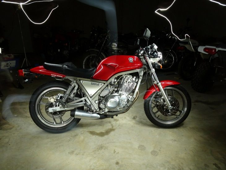 Featured Listing: 1986 Yamaha SRX600