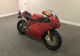 Featured Listing: 2005 Ducati 999R Testastretta