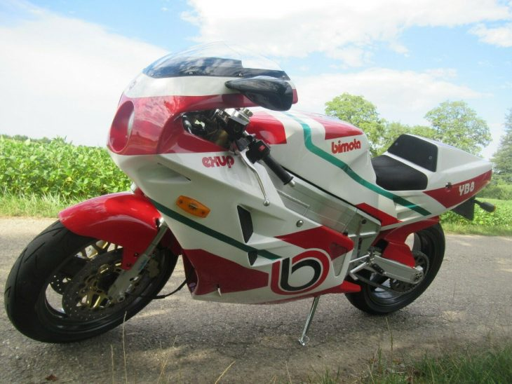 If It Ain't Broke: 1994 Bimota YB8 for Sale