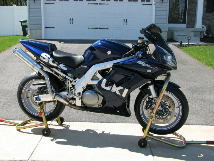 Never Better – 2004 Suzuki SV1000S