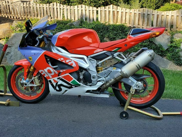 Truth or Dare – 2008 Aprilia RSV1000R Bol D'Or