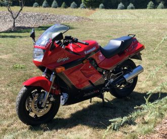 Featured Listing: 1986 Kawasaki Ninja 1000R