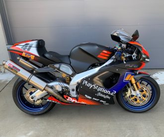 Featured Listing: 2003 Aprilia RSV Mille R Haga Replica