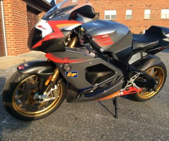 Featured Listing: 2003 Aprilia RSV Mille R