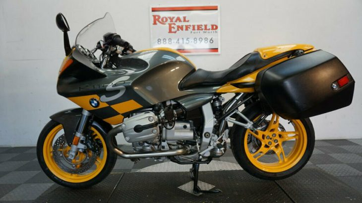 Just Broken In – 2004 BMW R1100S