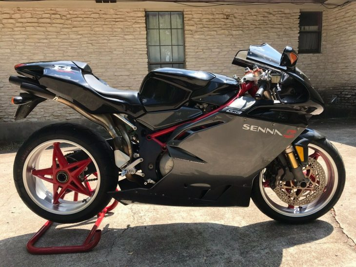For the children: 2002 MV Agusta F4 Senna