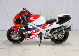 Featured Listing: Euro Spec 1994 Honda RVF750R RC45 for Sale