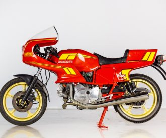 Featured Listing – 1984 Ducati 650SL Pantah