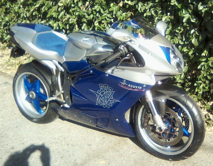 Beyond Measure – 2002 MV Agusta F4 750S SP-01 Viper