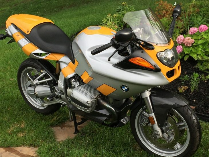 Tiger ( but not ) Beat – 1999 BMW R1100S