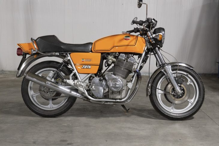Featured Listing: 1980 Laverda Jota for Sale