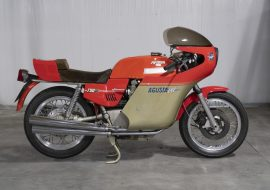 Featured Listing: 1974 MV Agusta 750 S America