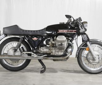 Featured Listing: 1973 Moto Guzzi V7 Sport