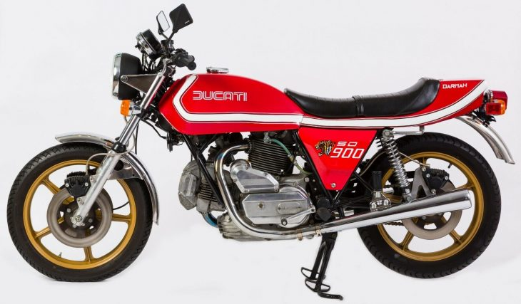 Featured Listing: 1977 Ducati 900 SD Darmah