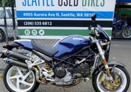 Featured Listing: 2004 Ducati Monster S4R