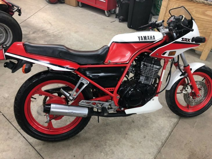 SRX and the Single Cylinder – 1987 Yamaha SRX250