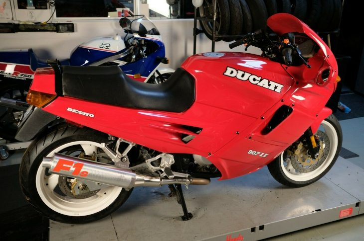 "By Any Other Name – 1992 Ducati 907 I.E. ""Paso"""