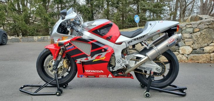 One Way or Another – 2004 Honda RC51 / RVT1000R Nicky Hayden Edition