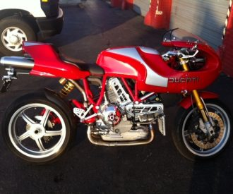 Featured Listing: 2002 Ducati MH900e