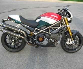 Featured Listing – 2008 Ducati S4RS Tricolore