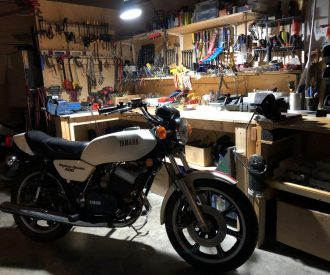 Featured Listing: 1979 Yamaha RD400F Daytona Special
