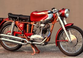 Featured Listing: 1959 Ducati Elite 200 for Sale
