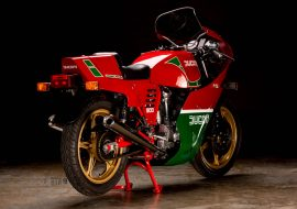 Featured Listing: 1985 Ducati MHR 900 from the Edinger Collection