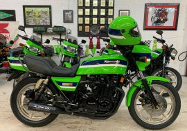 Featured Listing: 1983 Kawasaki KZ1000R ELR