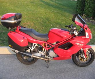 Featured Listing: 2007 Ducati ST3S
