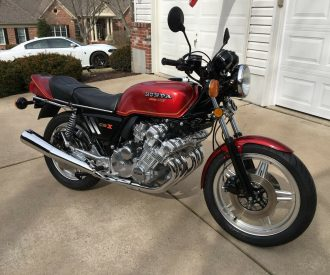 Featured Listing: 1979 Honda CBX