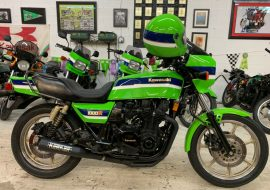 Featured Listing: 1983 Kawasaki KZ1000R Eddie Lawson Replica