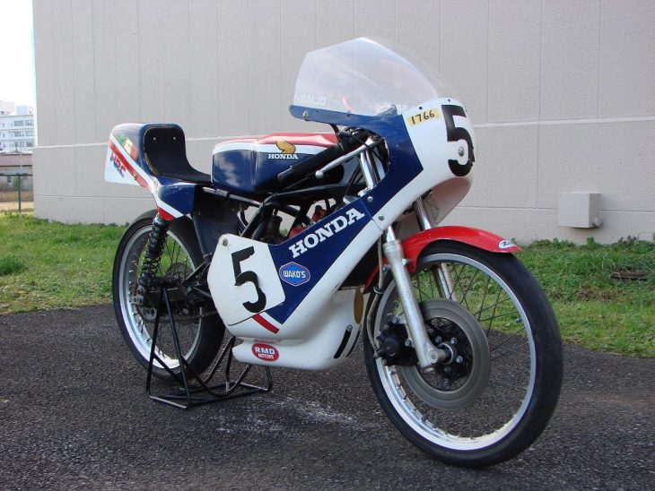 Bantamweight Racer: 1981 Honda RS125RW for Sale
