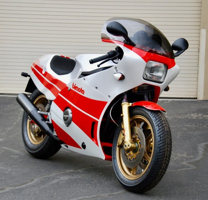 Extra, EXTRA Exclusive: 1984 Bimota SB4S for Sale