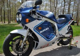 Featured Listing – 1987 Suzuki GSX-R1100