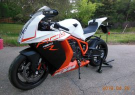 Featured Listing:  2013 KTM RC8R