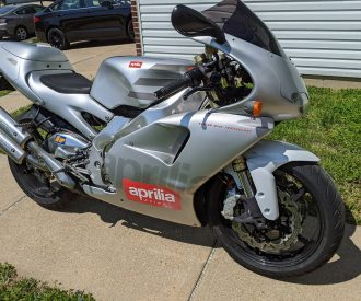 Featured Listing: 1996 Aprilia RS250 Mk. 1