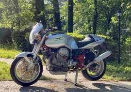 Featured Listing: 2001 Moto Guzzi V11 Sport