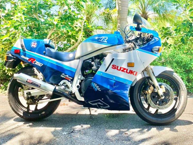 Unlimited Edition – 1987 Suzuki GSX-R750