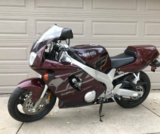 Featured Listing: 1996 Yamaha YZF600R for Sale