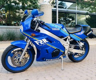 Featured Listing: 1987 Yamaha FZR400 in Arizona