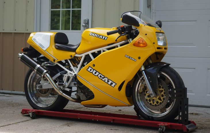 Featured Listing: 1993 Ducati Superlight for Sale