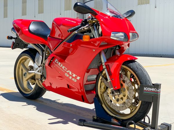 Featured Listing: 1995 Ducati 916 for Sale
