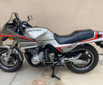 Featured Listing – 1983 Suzuki XN85